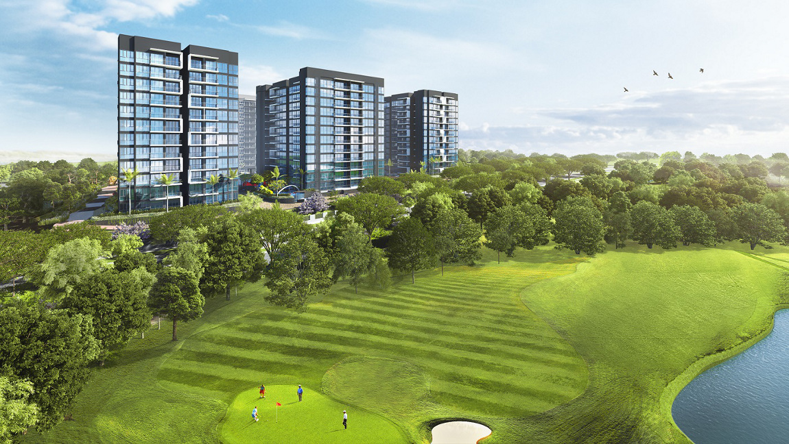 Signature EC Location | Yishun Avenue 1 Opposite Orchid Country Club Golf Course