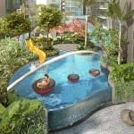 Signature EC Showroom | Condominium & Slide Pool