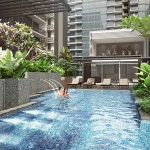 Signature at Yishun Showflat | Hydrotherapy Alcove