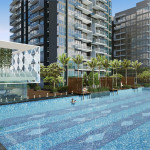 Signature Showflat | 50m Lap Pool
