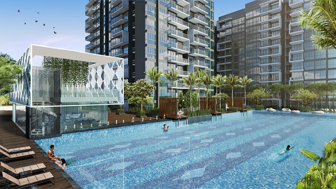 Signature Site Plan | 50m Lap Pool